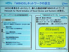 WINDSネットワークは、300会員の参加を目指す