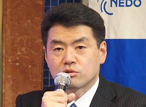 NEDOの山崎知巳氏