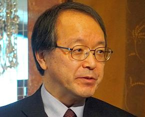 WINDSネットワーク副会長で東京大学教授の石川正俊氏