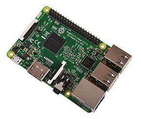「Raspberry Pi 3 Model B」