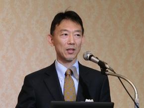 日産自動車の三田村健氏