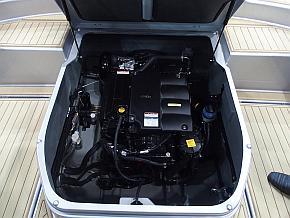 TOYOTA-28 CONCEPT内に搭載されたエンジン