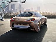 「BMW VISION NEXT 100」の外観