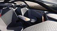 「BMW VISION NEXT 100」の内装