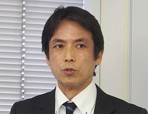 島津製作所の東條公資氏