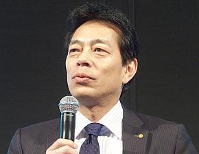トヨタ自動車の奥地弘章氏