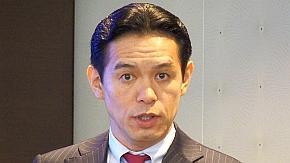 日本マイクロソフトの岩下充志氏