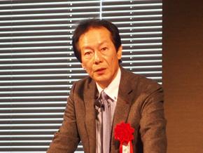 本田技術研究所の横山利夫氏