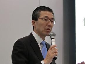 SAPジャパンの小寺健夫氏
