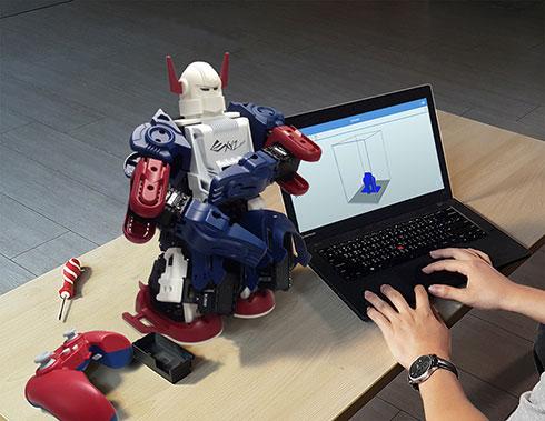 「XYZrobot Bolide(ボライド)」