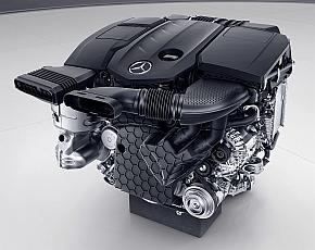 ダイムラーの新世代ディーゼルエンジンの第1弾「OM654」