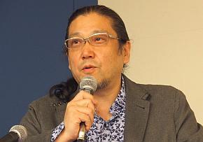 吉田晃永氏