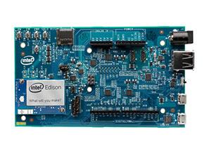 インテル「Edison kit for Arduino」