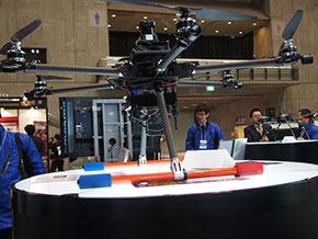 自動制御システム研究所「ミニサーベイヤー」(SLAM制御)