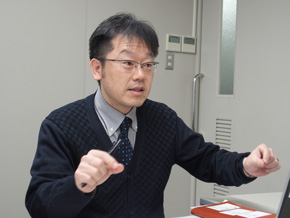 デンソーの金子尚司氏