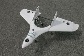 エアロセンスの無人機