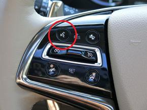 Siri起動用のスイッチ