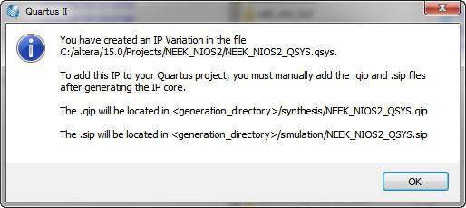 Photo19:ちなみにこのメッセージ、QSYSを終了すると出たり、QSYSを終了させなくても出たり、とイマイチ状況をつかみきれない