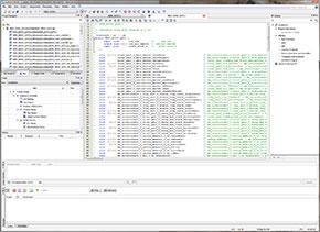 Photo21:FileタブでNEEK_NIOS2_QSYS.qipを展開するとこれが出てくる