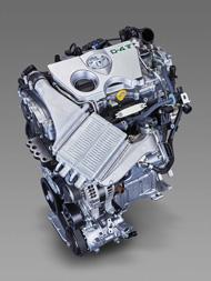 「オーリス」で採用、「C-HR」でも搭載予定の排気量1.2lの直噴ターボエンジン