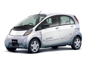 筆者が開発に関わった電気自動車「i-MiEV」