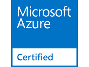 「Azure Certified for IoT」のロゴ