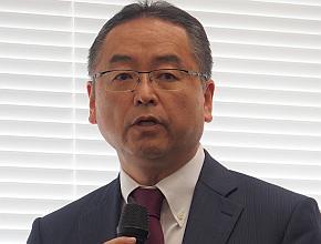 JDAソフトウェア・ジャパンの尾羽沢功氏