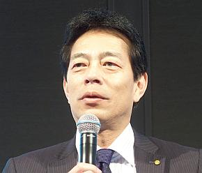 JasParの代表理事に就任したトヨタ自動車 常務役員の奥地弘章氏