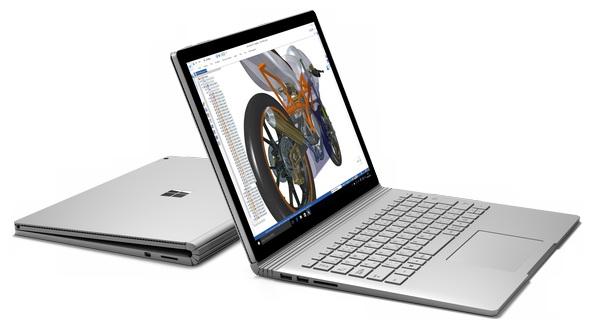 """""""究極の1台""""として注目される「Surface Book」"""