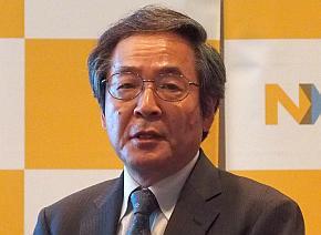 NXPセミコンダクターズジャパンの三木務氏