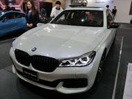 BMW「740i」