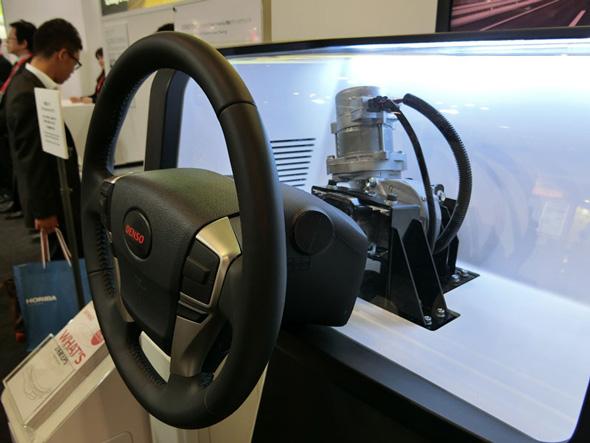 制御回路とモーター巻き線を2系統化した電動パワーステアリング用機電一体モーター