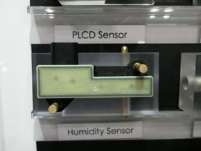ホールICよりも検知できる移動距離が長いPLCDセンサー