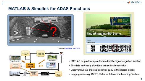 コンチネンタルの標識認識機能開発の事例