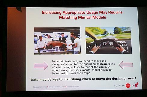 予測不能な人間の行動にいかに対応していくかが自動運転実現に向けての重要課題