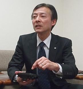 富士通テンの鵜野雄二氏