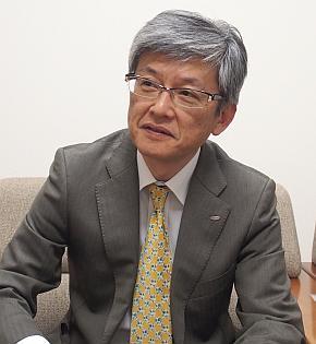 富士通テンの梶岡英樹氏