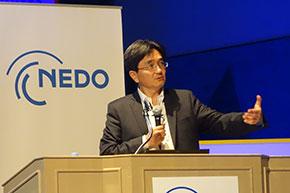 Interopで講演した東京大学の森川博之教授