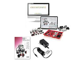 「教育版EV3 mRubyプログラミングセットA」