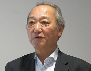 ソリッドレイ研究所の神部勝之氏