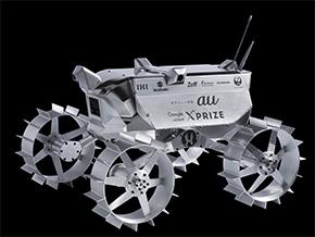 HAKUTOの月面探査機(出展:ispace)