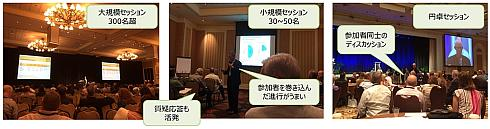 Educational sessionの様子