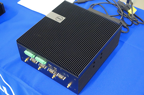「Embedded Box PC 5000」