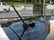 Bluetooth Low Energyを受信するアンテナ
