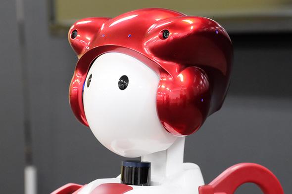 EMIEW3の頭部