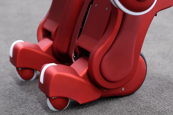 移動に用いる車輪