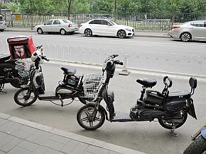 電動自転車と電動スクーターの境界は曖昧