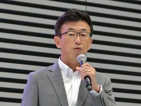 富士重工業の阿部一博氏