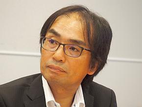 シマンテックの坂尻浩孝氏