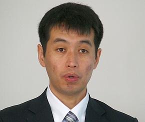 IDC Japanの菊池敦氏